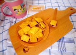 玉米芝麻脆饼