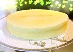 烤制酸奶戚风蛋糕