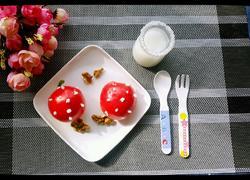 采蘑菇的小姑娘(西红柿鸡蛋)