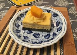 芒果椰香芝士蛋糕