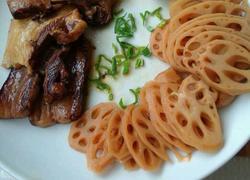 卤味 藕和把子肉