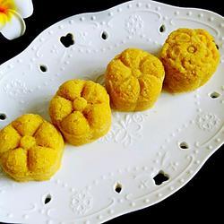 黄油绿豆糕
