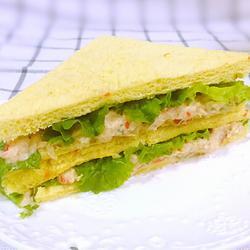 金枪鱼三明治的做法[图]