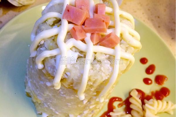 土豆泥沙拉(日式)