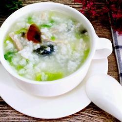皮蛋瘦肉粥的做法[圖]