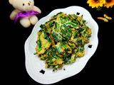 韭菜煎蛋的做法[图]
