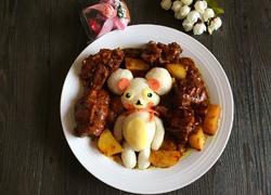 小熊咖喱腔骨饭