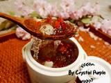 雪燕百合红枣枸杞蔓越莓糖水的做法[图]