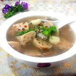 莲藕排骨汤的做法[图]