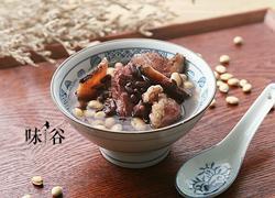 双豆土茯苓骨头汤