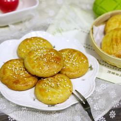 肉松饼干的做法[图]