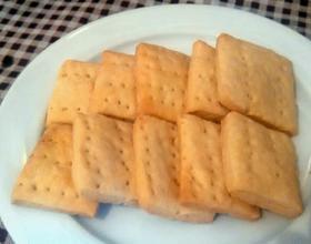 奶盐苏打饼干[图]