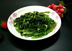 蒜蓉清炒空心菜