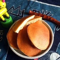 奶香小松饼
