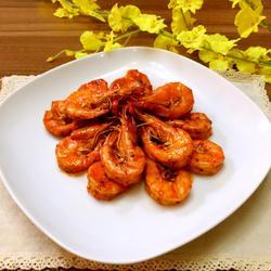 蚝油大虾的做法[图]