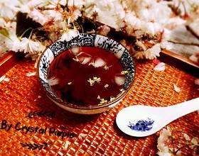 桂花薄荷酸梅汤[图]