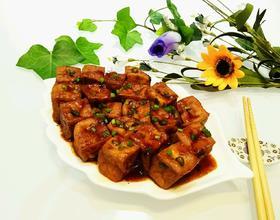 香煎臭豆腐[图]