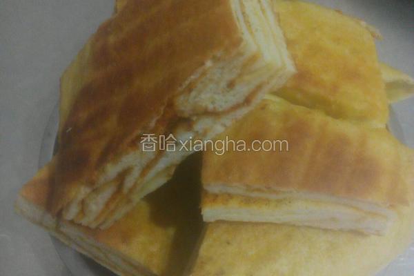黄金香辣饼