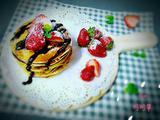 草莓松饼的做法[图]