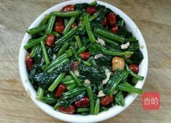 果仁菠菜的做法图解10