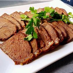 醬牛肉的做法[圖]