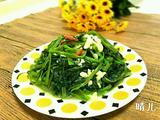 炝炒空心菜的做法[图]