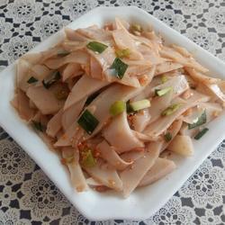 陕北特色-凉拌碗托