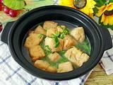 砂锅煲豆泡汤的做法[图]