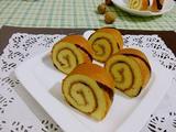 草莓酱蛋糕卷的做法[图]