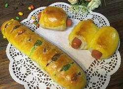 花式面包(手揉版)