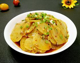 麻辣土豆片[圖]