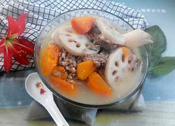 猪骨头莲藕胡萝卜汤