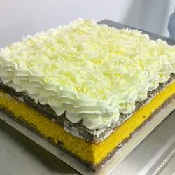 雪域牛乳芝士蛋糕8寸
