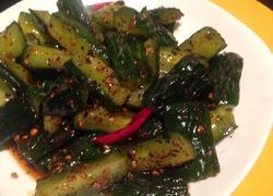韩式腌黄瓜