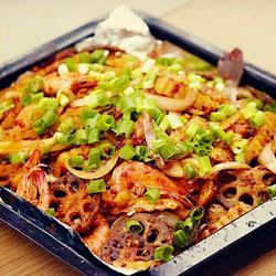 香辣万州烤鱼