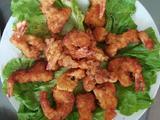 椒盐大虾的做法[图]