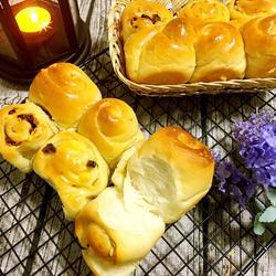 橄榄油坚果咸面包