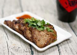 洋葱煎猪颈肉