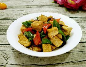 回锅豆腐[图]
