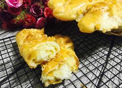 玉米奶酪咸面包