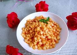 茄汁酱玉米粒