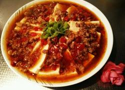 鱼香蒸豆腐