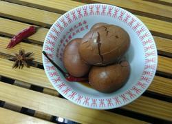 卤五香茶叶蛋