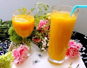 鲜榨芒果汁[图]