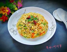 咖喱蛋炒饭[图]