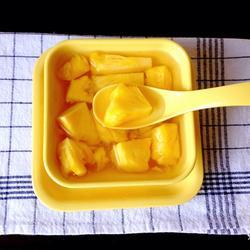 糖水菠萝的做法[图]