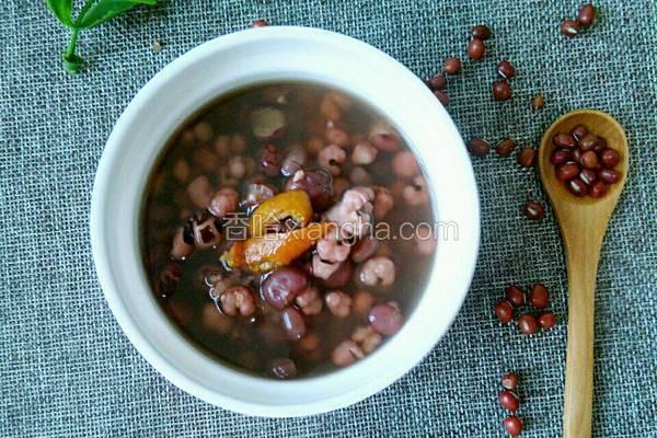 祛湿利器加强版红豆薏米粥