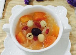 木瓜银耳红枣汤