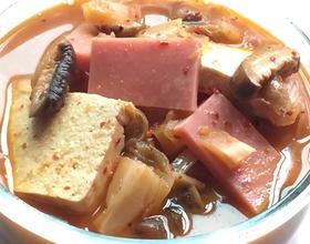 韩式泡菜豆腐汤[图]