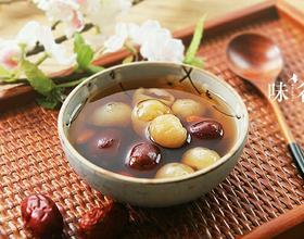 红枣桂圆枸杞红糖水[图]